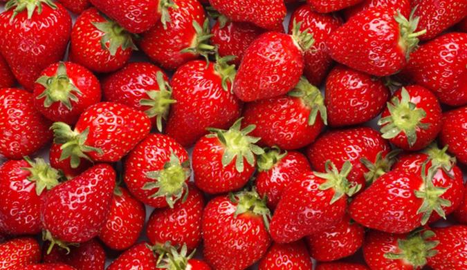Φράουλες! Ποιος μπορεί να αντισταθεί;