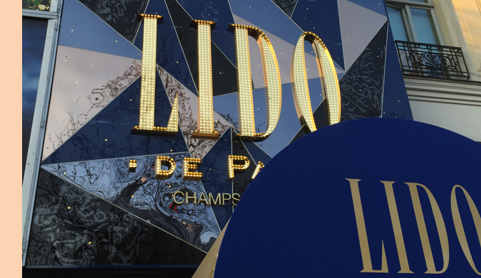 Cabaret Lido – Paris Merveilles – Ύμνος στη ομορφιά α λα γαλλικά