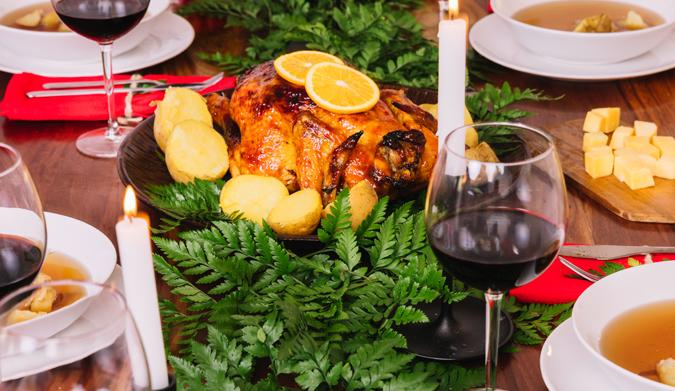 Νόστιμα, ελληνικά Χριστούγεννα
