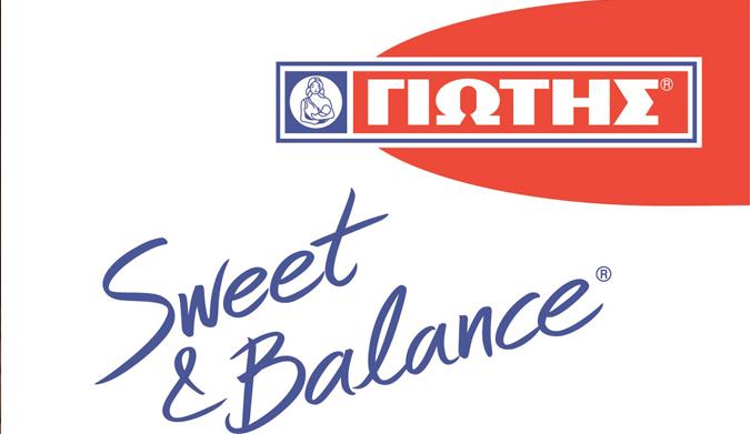 Σοκολάτες SWEET & BALANCE 35γρ. από τη ΓΙΩΤΗΣ