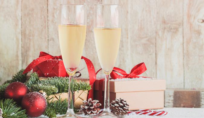 Πρωτοχρονιάτικο μενού για μια τέλεια βραδιά