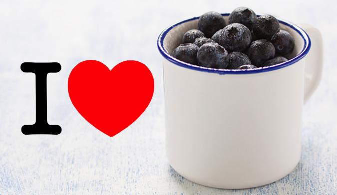 7 λόγοι για να τρώμε μύρτιλο