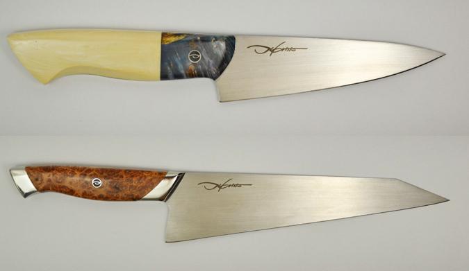 Ελληνικά μαχαίρια –κόσμημα!