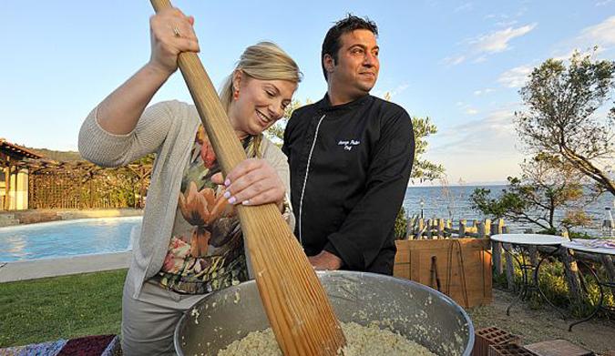 Ο Ισπανός chef Marco Mota… «παρά τη Ντίνα»!