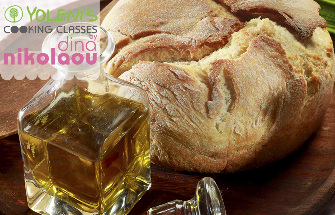 """6 Φεβρουαρίου: Οι λαδοσυνταγές της Ντίνας με Eξαιρετικό παρθένο ελαιόλαδο """"GAEA"""""""