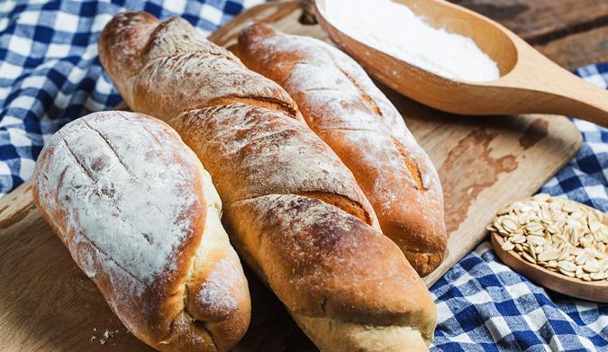 Ψωμί για όλα τα γούστα!