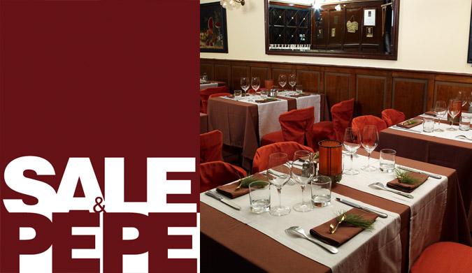 Το SALE & PEPE δημιούργησε ένα Menu Degustation με έμπνευση από τη Βόρειο Ιταλία!