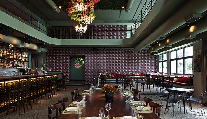 New Entry: P.S. Pecora Bar – Restaurant