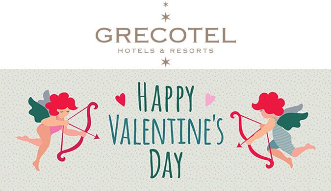 Ζήστε μια αξέχαστη ρομαντική βραδιά στα Grecotel