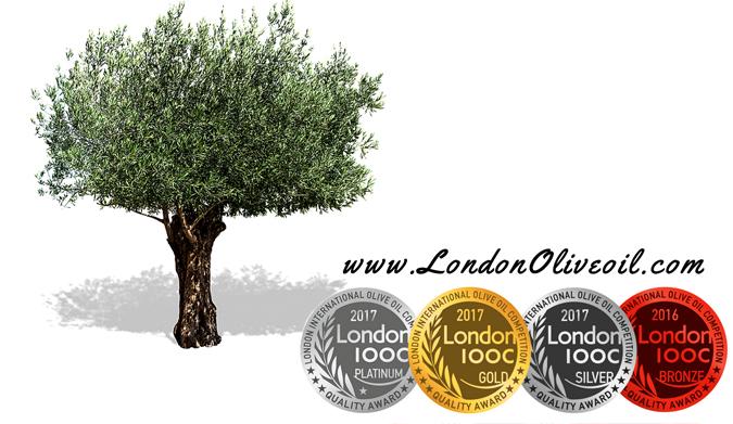 Παρουσίαση των Διαγωνισμών Ελαιολάδου «LONDON IOOC 2017» στο Λονδίνο
