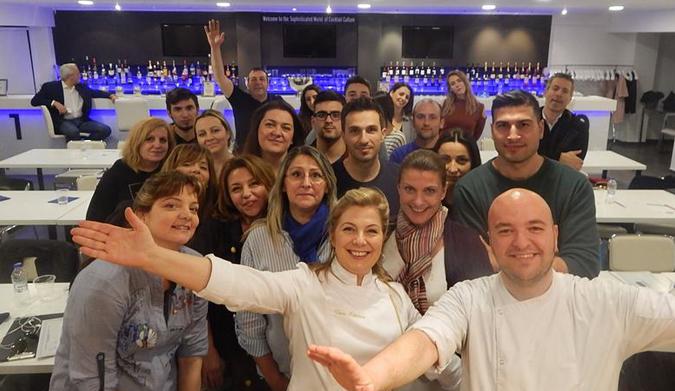 Cooking Workshop Consulting… Δύο επιτυχημένα σεμινάρια με άρωμα γαλλικό