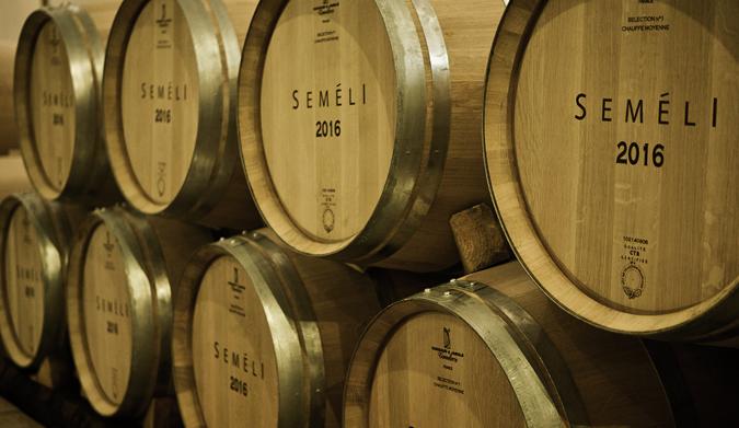 Ρεκόρ Μεταλλίων και Διακρίσεων για τα κρασιά SEMELI