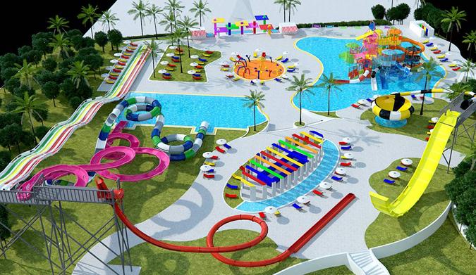 Νέο απίστευτο Olympia Aqua Park στην Κυλλήνη!