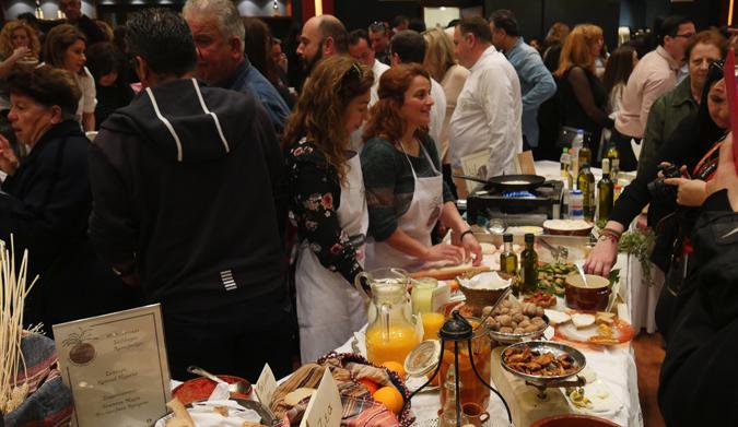 5ο Φεστιβάλ Κρητικής Κουζίνας… Οι καλύτερες των καλύτερων…