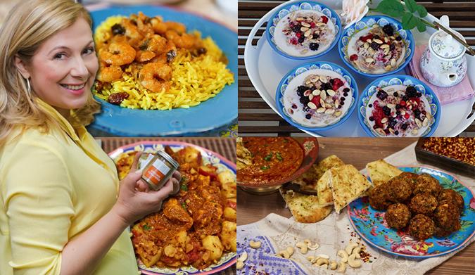 Μεγάλος διαγωνισμός από το dinanikolaou.gr και τα Marks & Spencer Food!