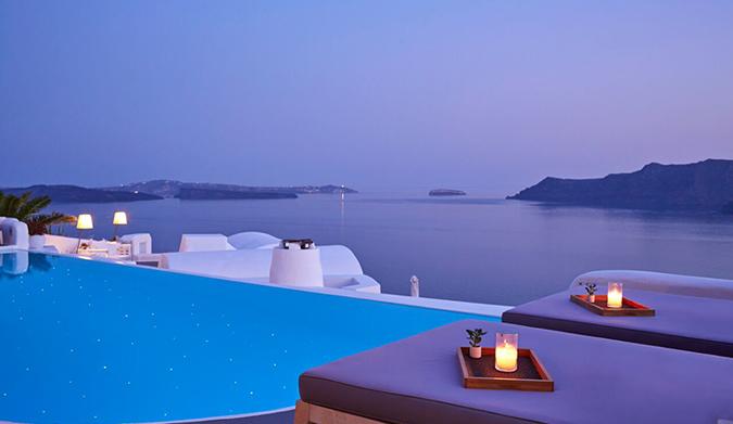 Katikies Hotel, το καλύτερο ξενοδοχείο στην Ελλάδα και ανάμεσα στα κορυφαία του κόσμου