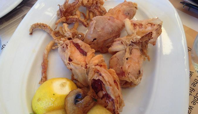 Fish restaurant Lemoniadis… Για τα καλύτερα ψάρια και θαλασσινά