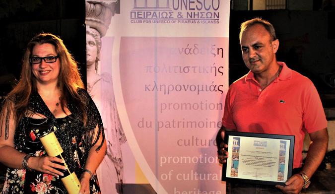 Βραβείο από την Unesco για τη διάσωση του Σαμιακού Αμπελώνα