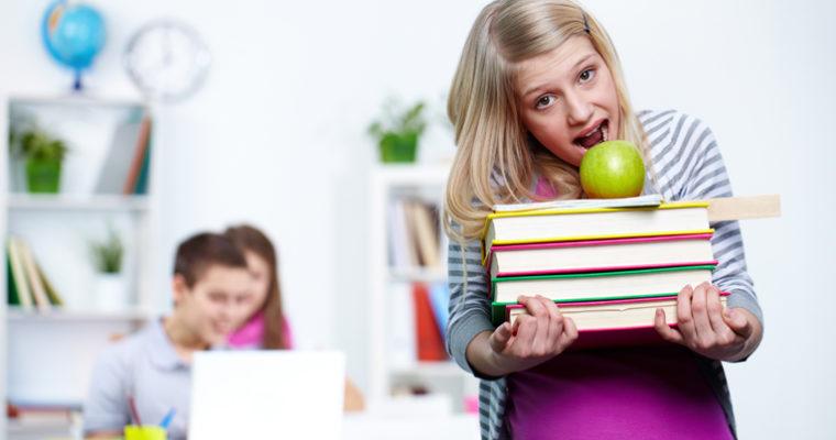 BACK TO SCHOOL ΜΕ ΣΩΣΤΗ ΔΙΑΤΡΟΦΗ