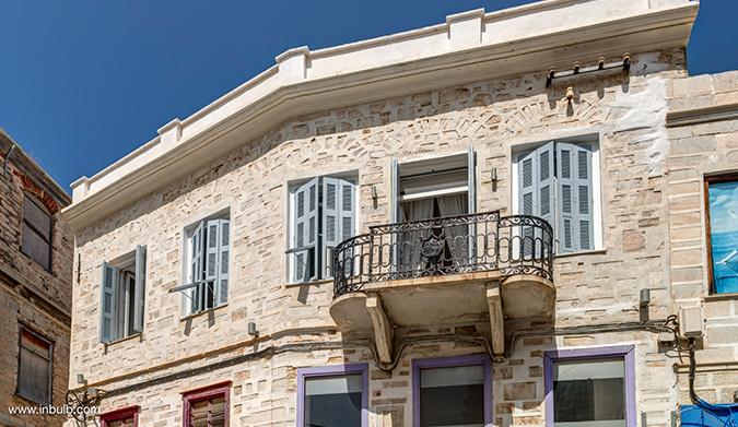 1844 Suites στην Ερμούπολη Σύρου