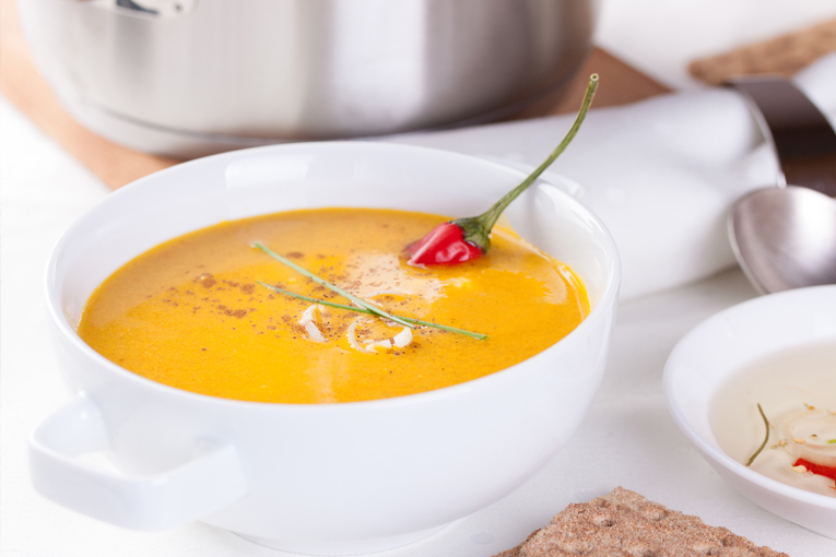 Σούπες βελουτέ… οι αγαπημένες του φθινοπώρου