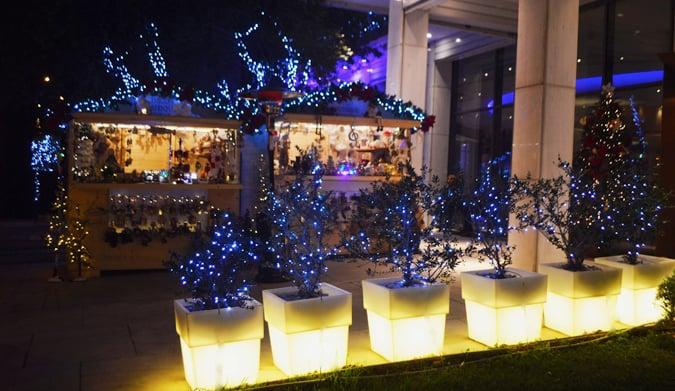Luxury Concierge στο Hilton Αθηνών… Μαγικά Χριστούγεννα στο κέντρο της Αθήνας