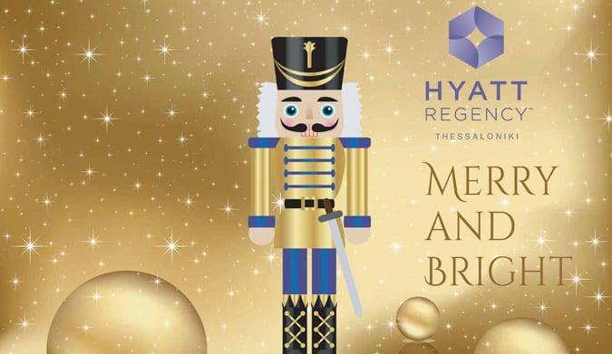 Merry and Bright Hyatt Regency Thessaloniki