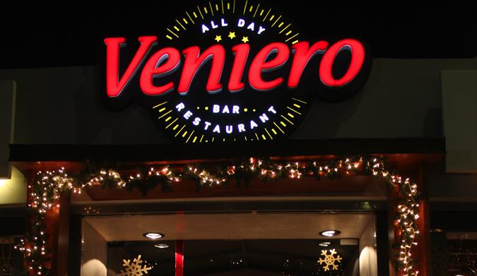 Γιορτινά ρεβεγιόν στο Veniero