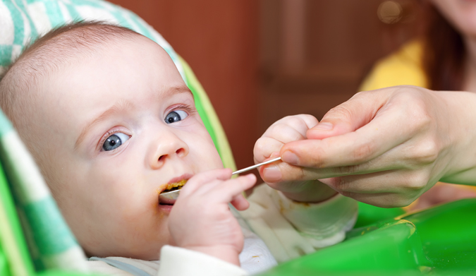 Τι τρώει το 9 μηνών μωρό μου;