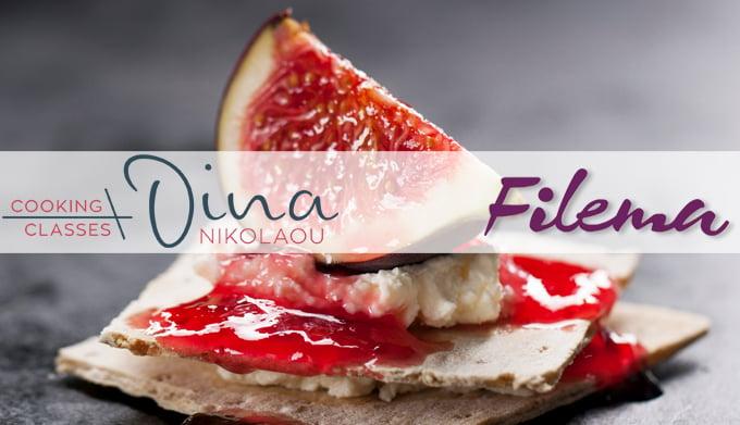 16 Ιανουαρίου: Ξεκινάμε γλυκά την νέα χρονιά με Filema