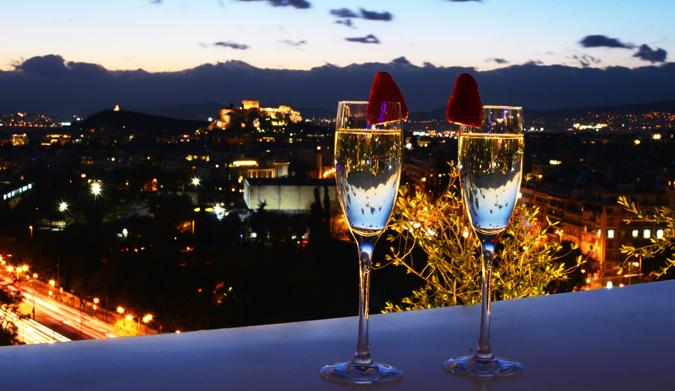 Η γεύση του έρωτα στο Hilton Αθηνών