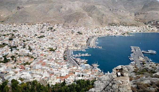 Ελληνικό πρωινό Καλύμνου… Πανδαισία γεύσεων, χρωμάτων και αρωμάτων