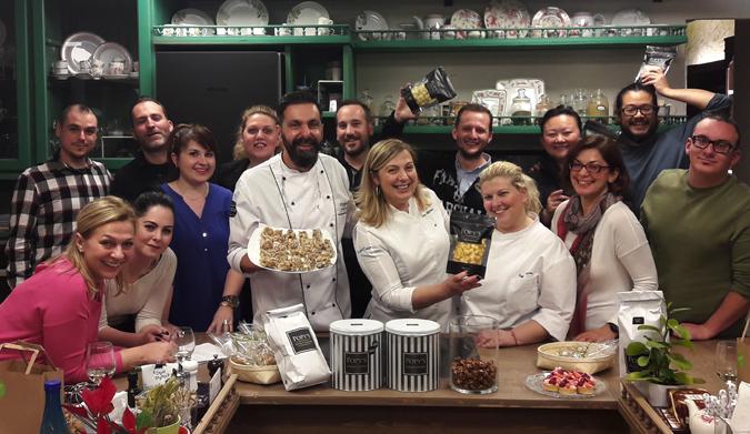 Τα Popy's Gourmet Popcorn πρωταγωνιστούν σε εκπληκτικά μαγειρέματα