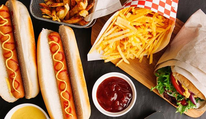 10 χρυσοί κανόνες διατροφής