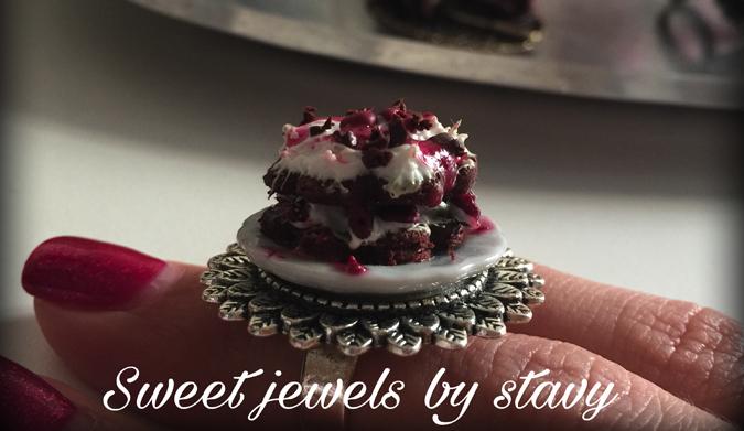 Jewels by Stavy: Τα  πιο γλυκά κοσμήματα για να τα φορέσεις!!!!