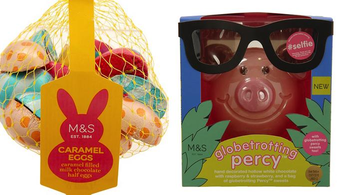 Τα Marks & Spencer Food υποδέχονται το Πάσχα με τις πιο γλυκές εκπλήξεις!