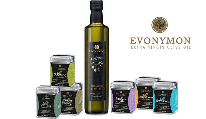 EVONYMON… Aυθεντικά Eλληνικά Προϊόντα
