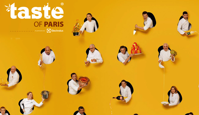 17-20 Μαΐου: Taste of Paris