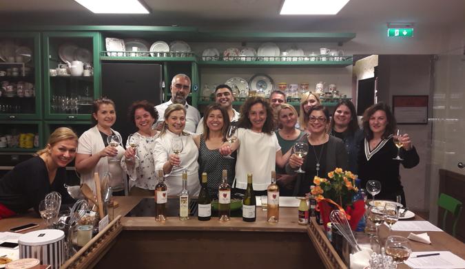 Γυναικεία υπόθεση τα κρασιά… Παρπαρούση!