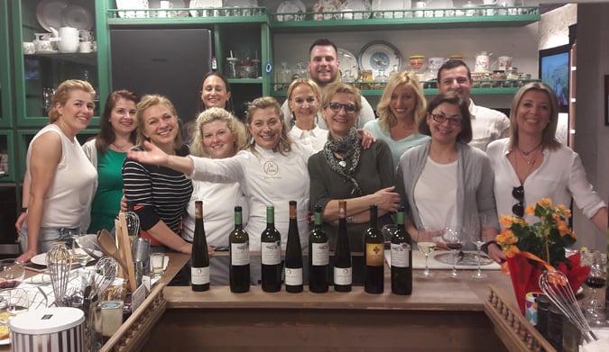24 Απριλίου: Ταξίδι στην Κω με κρασιά Triantafyllopoulou Winery