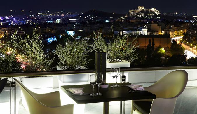 Galaxy Bar & Restaurant: κορυφαία εμπειρία!
