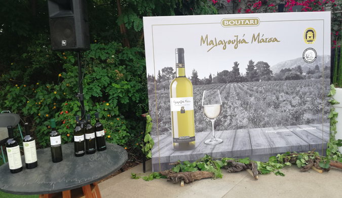 Ρωξάνη Μάτσα η ψυχή του κρασιού…