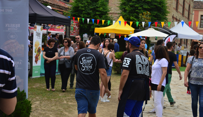 Έπεσε η αυλαία του 1ου Trikala Street Food Festival