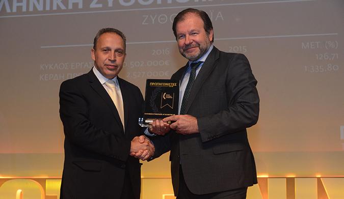 Η Ελληνική Ζυθοποιία Αταλάντης Πρωταγωνιστής της Ελληνικής Οικονομίας