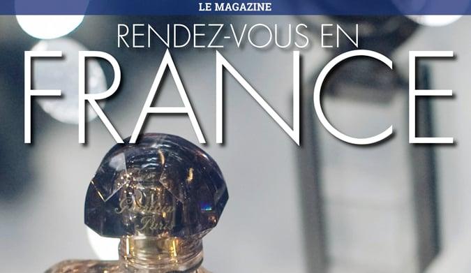 Το νέο περιοδικό «Rendez-vous en France»