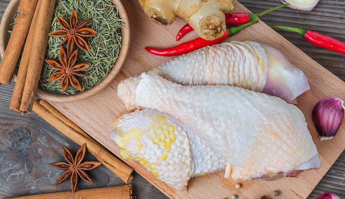 Κοτόπουλο και Aθλητική διατροφή