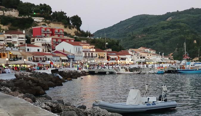 Πάργα… το νησί της Ηπείρου