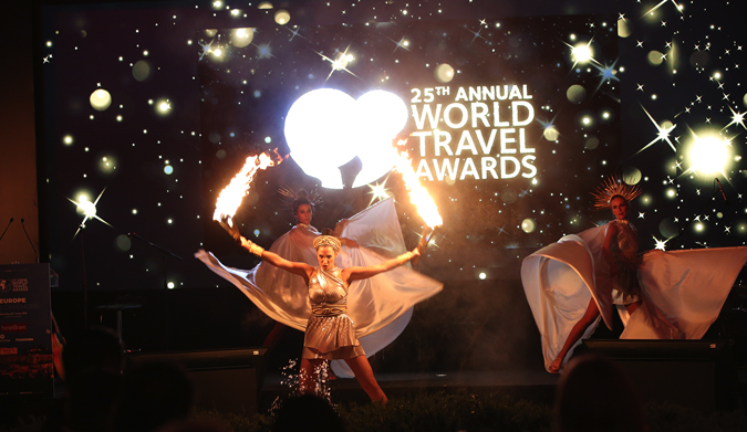 Η HotelBrain διοργάνωσε την 25η Ευρωπαϊκή Απονομή των World TravelAwards  στην Αθήνα