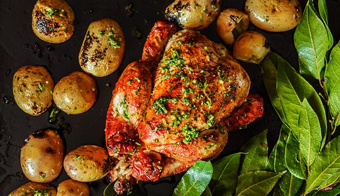 10 λόγοι για να εντάξεις το κοτόπουλο στη διατροφή σου