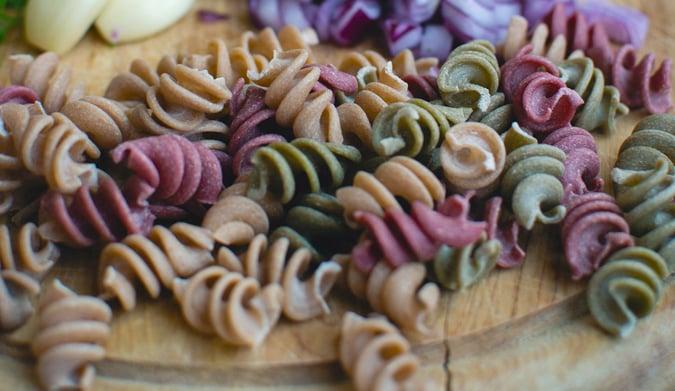 Ποια είναι τα οφέλη των ζυμαρικών ολικής αλέσεως;